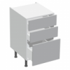 3 Drawer Base Type D