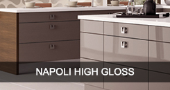 Napoli High Gloss Kitchen
