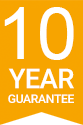 Ten Year Guarantee with All Premium Range Kitchens