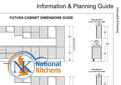 National Kitchens Information and Planning Guide