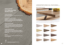 UrbanTop Worktops Brochure