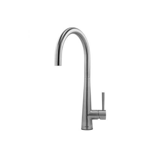 Caple Ridley Monobloc Tap - Single Lever - Stainless Steel