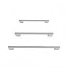 Brushed Nickel Slimline Handles