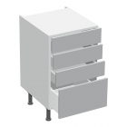 4 Drawer Base Type E