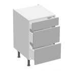 3 Drawer Base Type F