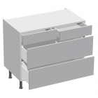 3 Drawer Base Type FD