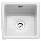 Caple Berkshire - Single Bowl - Ceramic - Inset / Undermount